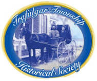 Logo for Trafalgar Township Historical Society