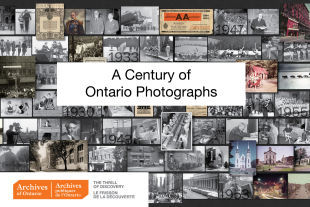 Thumbnail for the post titled: Century of Ontario Photographs